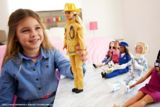 Barbie® 60th Anniversary Career Firefighter Doll | Barbienull