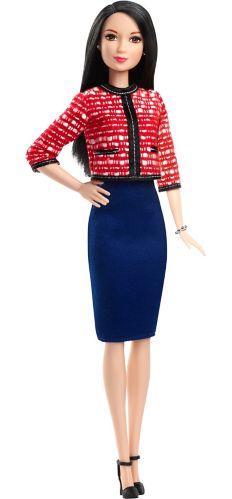 Poupée Barbie 60e anniversaire candidate à la présidence professionnelle Image de l'article