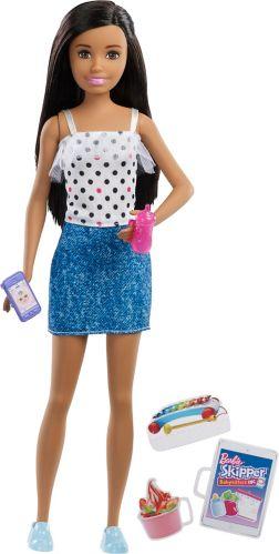 Poupée Barbie Skipper la gardienne brunette Image de l'article