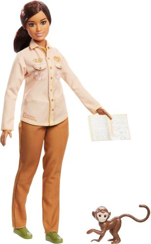 Barbie® Wildlife Conservationist Doll Product image
