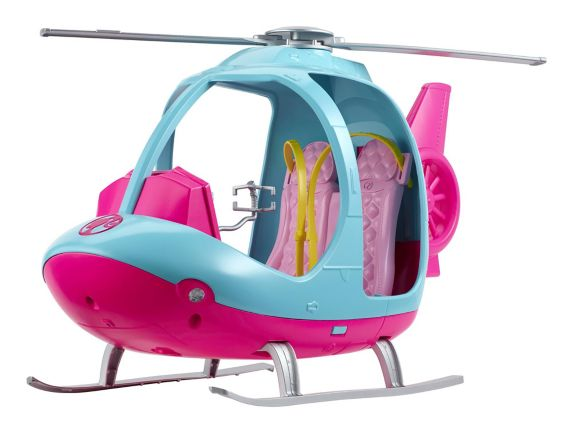 Barbie® Travel Helicopter with Spinning Rotor Product image