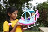 Barbie® Travel Helicopter with Spinning Rotor | Barbienull