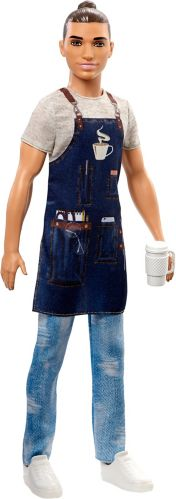 Barbie® Ken™ Career Doll, Barista Product image