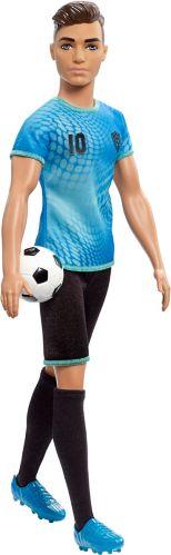 Poupée Barbie Ken joueur de soccer Image de l'article