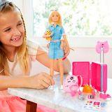 Ensemble de poupées Barbie voyageuse | Barbienull