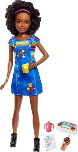 Poupée Barbie Gardienne avec café Image de l'article