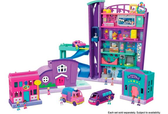 Polly Pocket™ Pollyville® Mega Mall Product image
