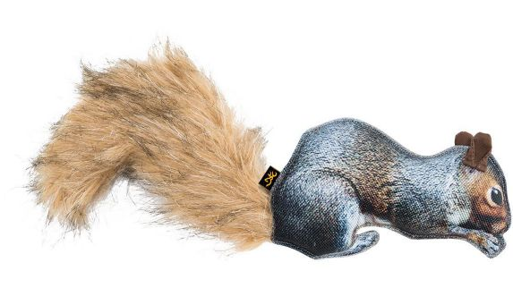 Browning Squirrel Squeaker Dog Toy Product image