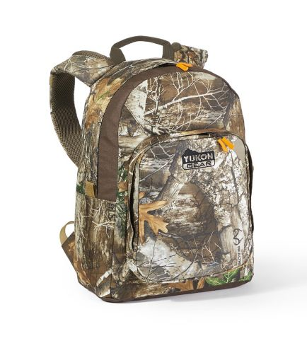 Yukon Gear Bromont Camouflage Daypack, Realtree Edge, 21-L Product image