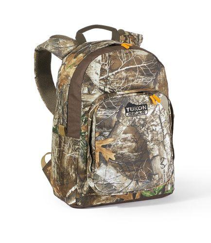 Sac à dos camouflage Yukon Gear Bromont, 21 L, camouflage Realtree Edge Image de l'article