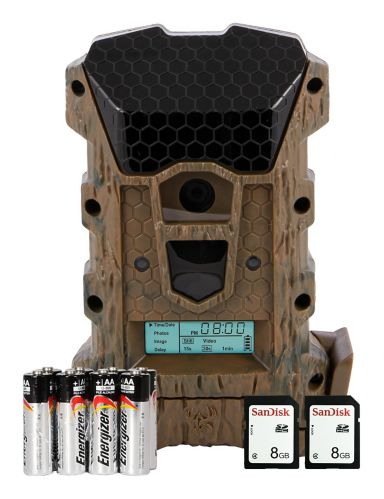 Wildgame Innovations Prizm 20MP Lightsout™ Trail/Game Camera Combo Product image