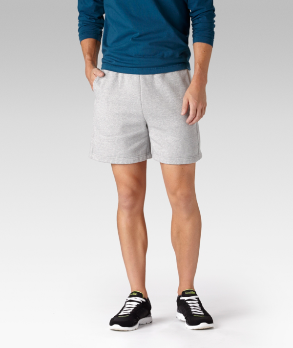 Denver Hayes: Denver Hayes Basic Fleece Shorts