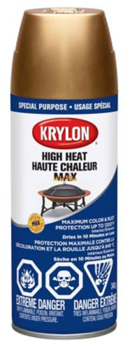 Protecteur Krylon® High Heat Max, fini cuivre Image de l'article