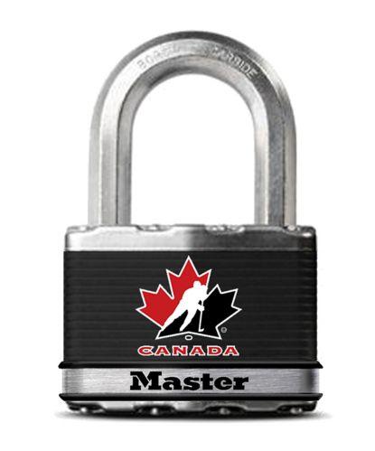 Cadenas Master Lock Hockey Canada, édition limitée Image de l'article