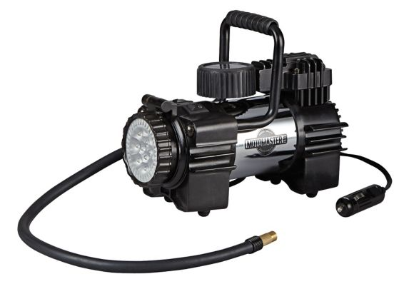 MotoMaster Air Compressor with Adjustable Light Product image