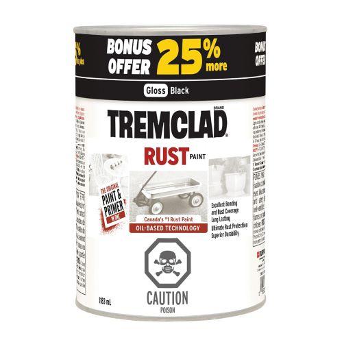 Tremclad Black Bonus Brush Grade, 1184 mL Product image