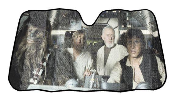 Star Wars Car Sunshade Product image