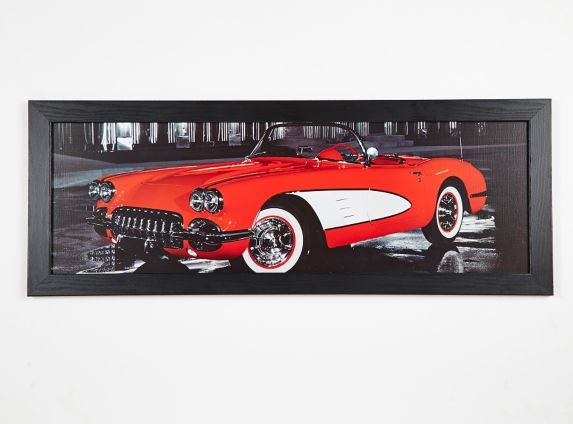 Red Cobra Art Canvas Product image