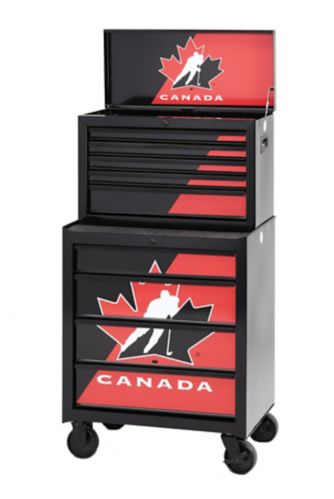 Hockey Canada Chest and Cabinet Tool Box, 26-in Product image
