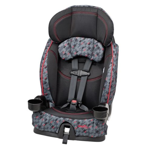 SecureKid Grey Booster Seat Product image