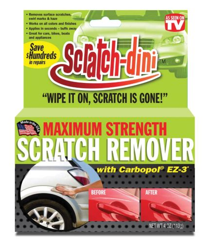 As Seen On TV Scratch-Dini Product image