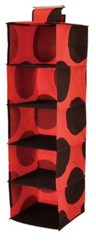 5-Shelf Soft Storage Hanger Product image