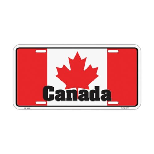 Canada Tin Sign Product image