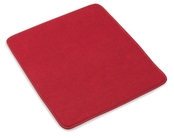 s&t Schroeder & Tremayne Red Dish Drying Mat Product image
