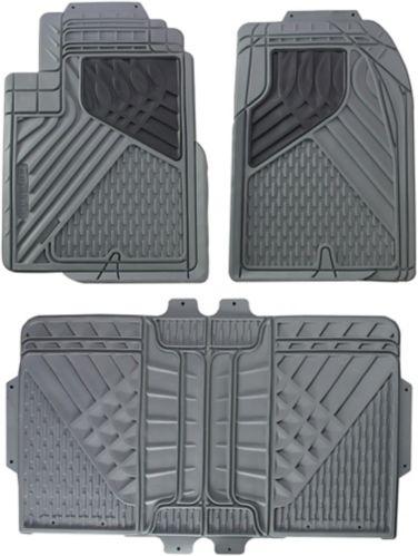 Jeu de tapis d'auto Hopkins, format moyen, gris, paq. 4 Image de l'article