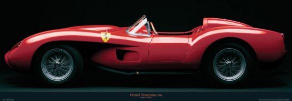 Poster Ferrari MM010 Product image