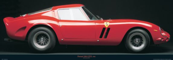 Poster Ferrari MM009 Product image