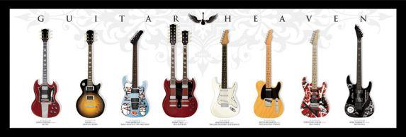 Affiche Guitares 8698 Image de l'article