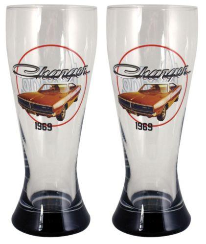 Dodge Pilsner Glass, 2-pk Product image