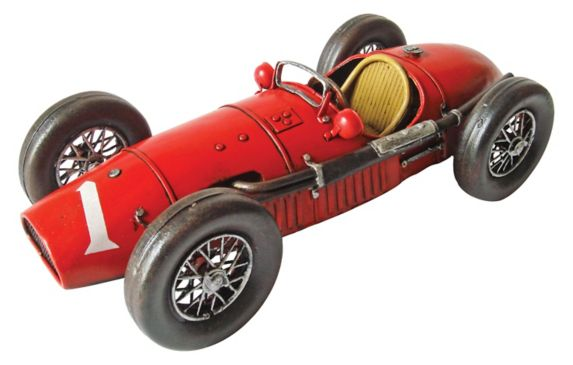1952 Red Ferrari Large Diecast Product image