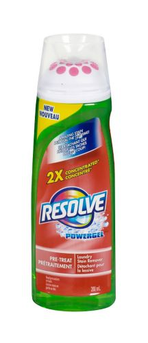 Resolve PowerGel Laundry Pre-Treat Stain Remover Product image