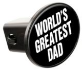 Couvre-attelage, World's Greatest Dad | KNOCKOUTnull