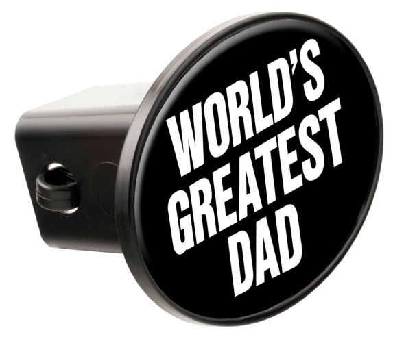 Couvre-attelage, World's Greatest Dad Image de l'article