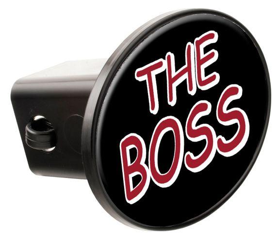 Couvre-attelage, The Boss Image de l'article