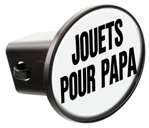 Hitch Cover, Jouets Pour Papa Product image