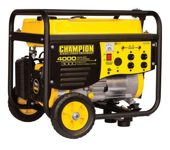 Champion 3000W Generator with Emergency Kit Product image