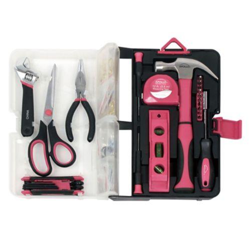 Apollo Pink Tool Set, 126-pc Product image
