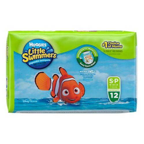 Couches-culottes Huggies Little Swimmers, petit, paq. 12 Image de l'article