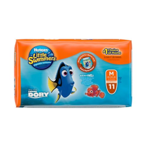 Huggies Little Swimmers, Medium, 11-pc Product image