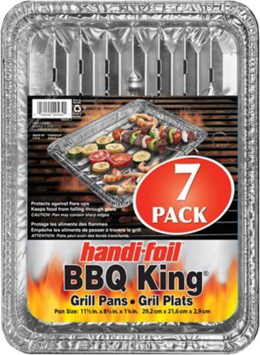 Plaque pour barbecue Handi-Foil, grand Image de l'article