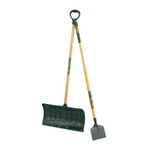 Yardworks Ice Chopper & 21-in Snow Shovel Combo Product image