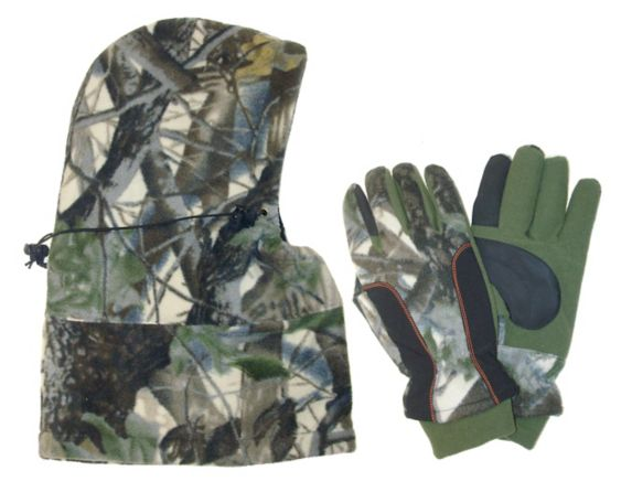 Balaclava and Gloves Combo Product image
