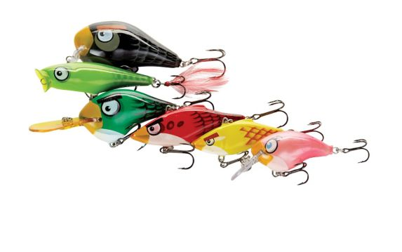 Rapala Angry Birds DT Green Bird Lure Product image