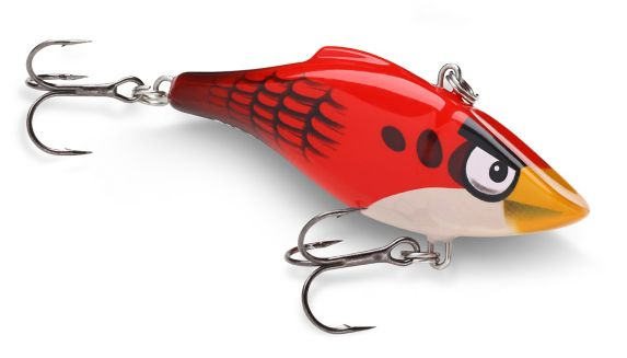 Leurre Rapala Angry Birds Rattlin', oiseau rouge Image de l'article