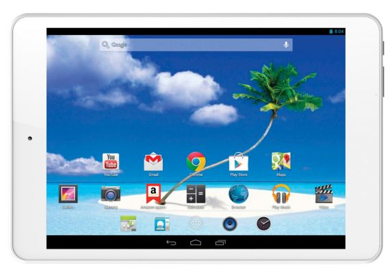 Proscan Dual Core Android 4.2 Tablet, 7.85-in Product image