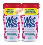 Wet Ones Antibacterial Hand Sanitizing Wipes Twin Pack, 40-ct | Wet Onesnull